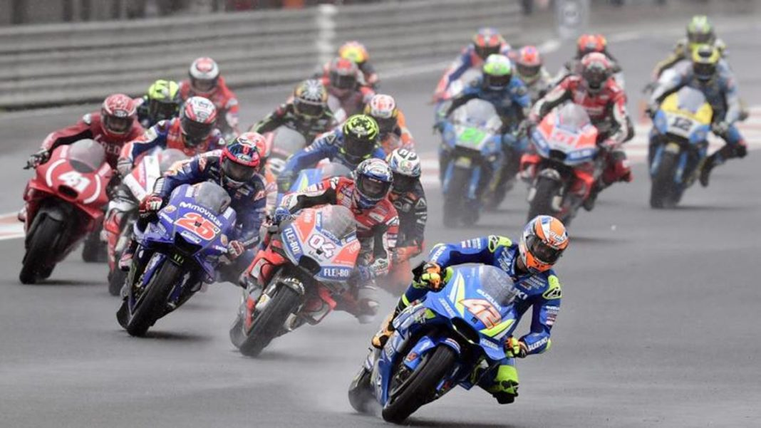 , GP Valencia MotoGP TV veces con transmisiones en vivo Sky y TV8, Noticia Sport