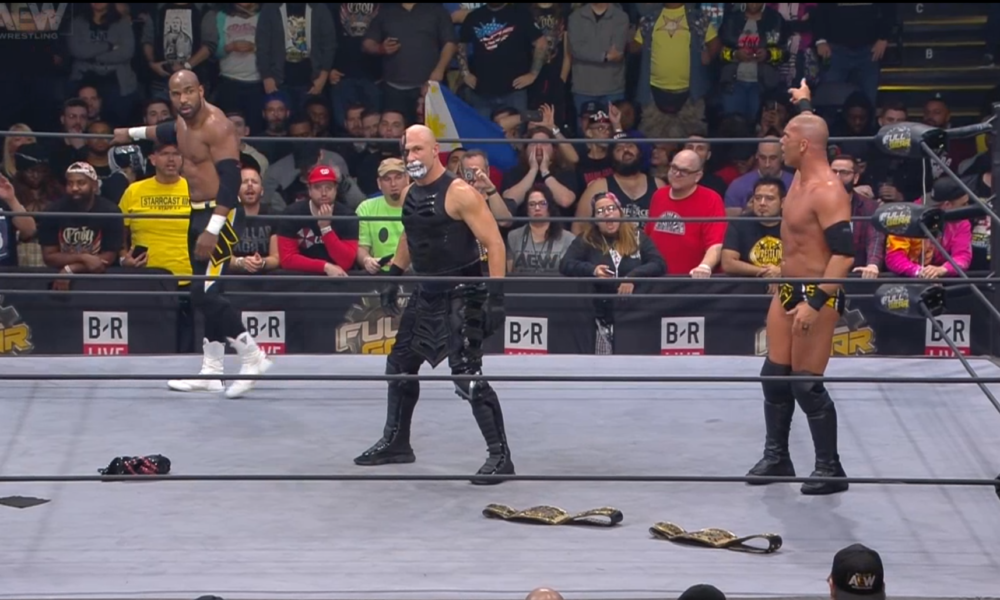 , Resultados de AEW Full Gear: SCU vs. Lucha Bros vs. Private Party