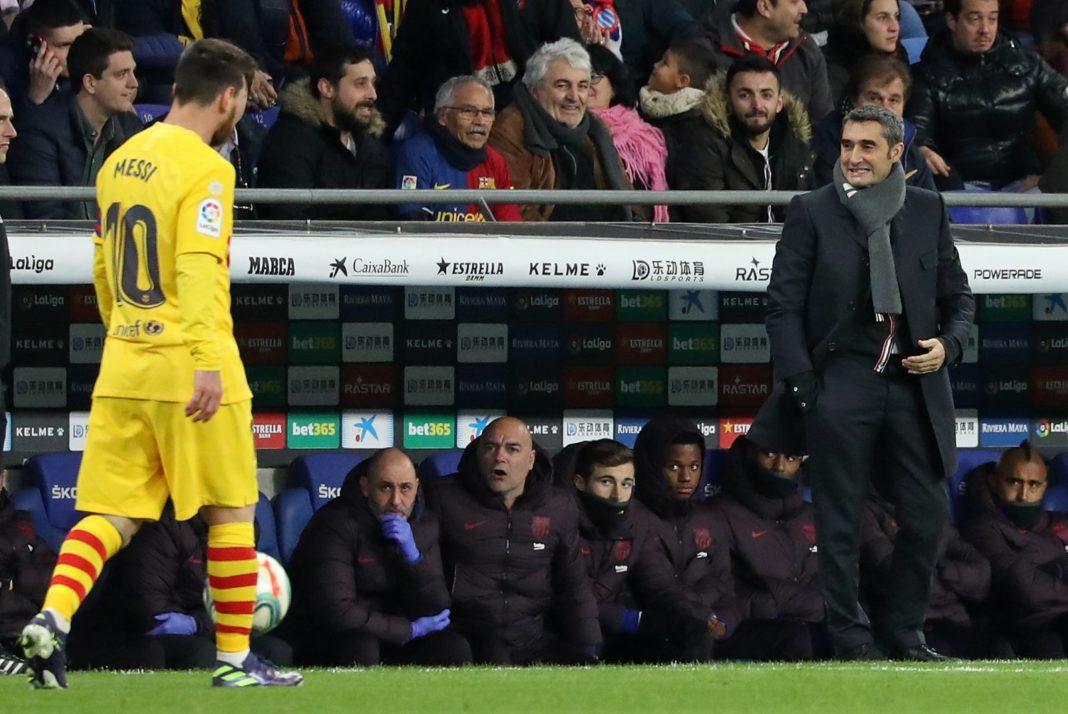 , ¿Qué hay detrás de las luchas de distancia de Barcelona bajo Ernesto Valverde?, Noticia Sport, Noticia Sport