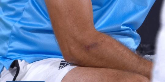 , Stefanos Tsitsipas hiere a su PROPIO PADRE durante un furioso ataque de raquetas en la Copa ATP, Noticia Sport, Noticia Sport