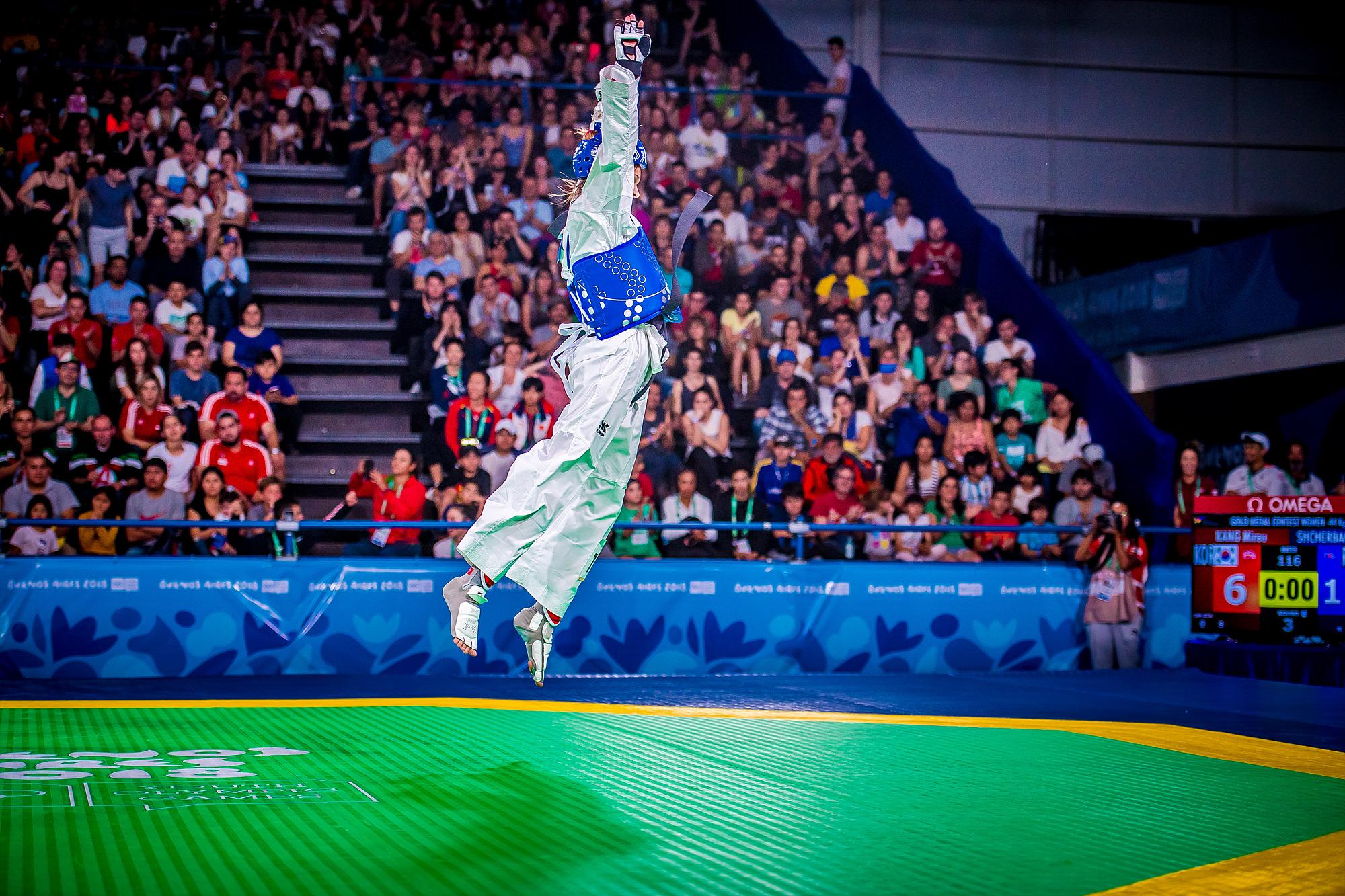, El evento de equipo mixto de Taekwondo se une a los Juegos Olímpicos de la Juventud 2022, Noticia Sport