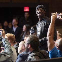 , Foto de conferencia de prensa de UFC 246, Noticia Sport