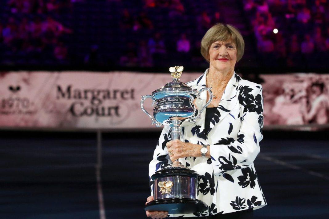 , John McEnroe y Martina Navratilova realizan una protesta en el Margaret Court Arena y piden un cambio de nombre en el Abierto de Australia, Noticia Sport, Noticia Sport