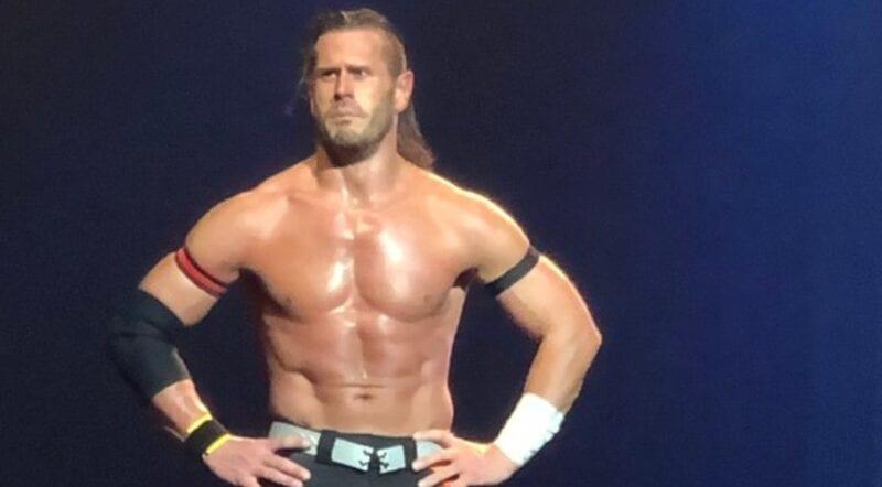 Alex Shelley habla sobre alcanzar sueños con la pelea de WWE NXT