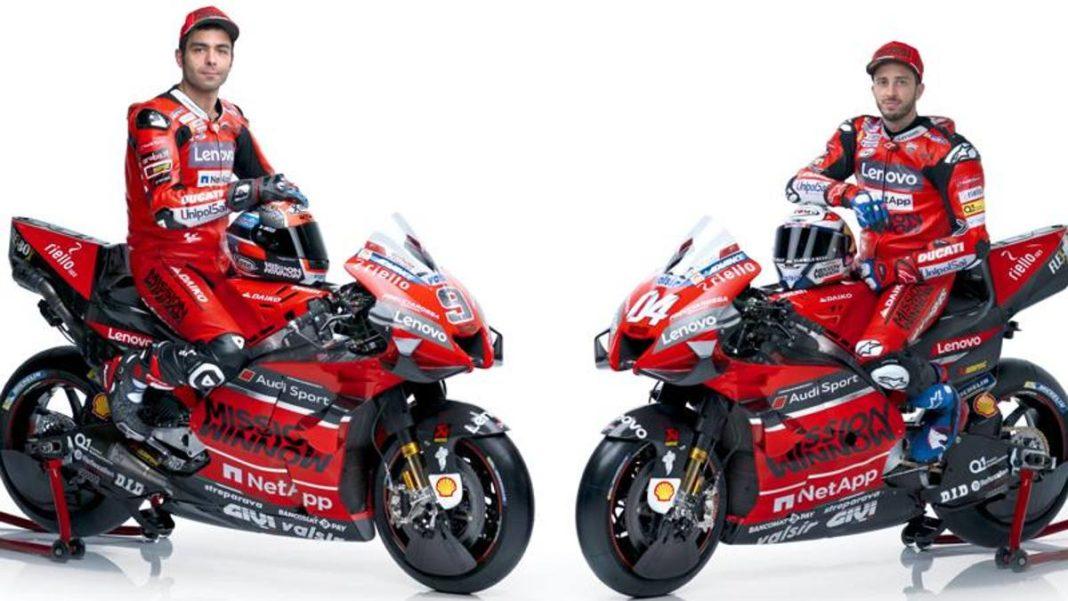 , Aquí está el Ducati MotoGP GP20 para lanzar el desafío a Márquez, Noticia Sport, Noticia Sport