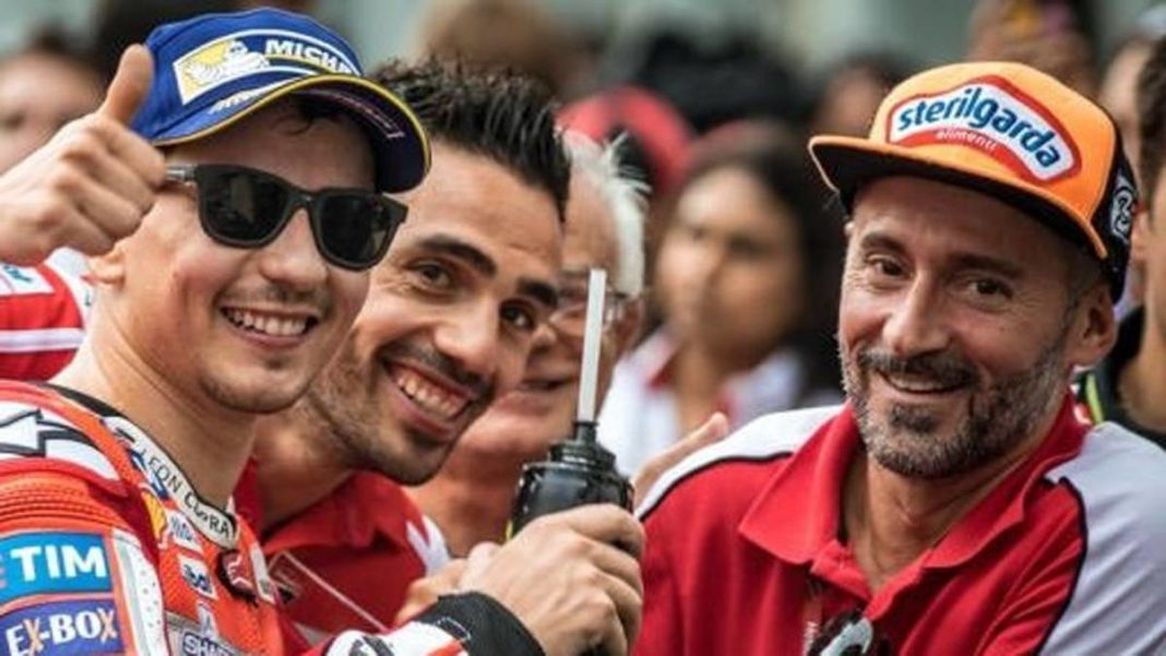 Biaggi y Lorenzo se convierten en MotoGP Legend en 2020