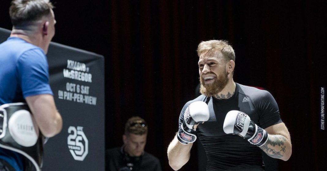, Conor McGregor lanza video de entrenamiento antes de regresar a UFC 246, Noticia Sport, Noticia Sport