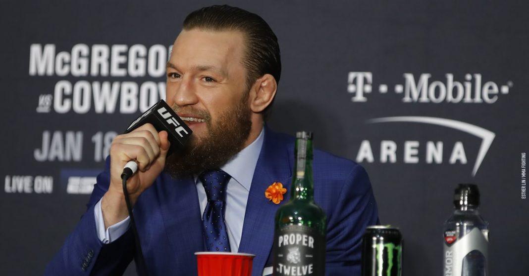 , Conor McGregor, sospechoso del fraude de Ali Abdelaziz, Kamaru Usman, escéptico, Noticia Sport, Noticia Sport