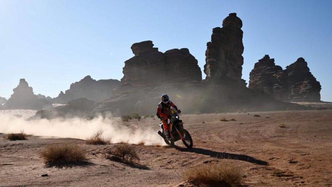 , Dakar: Price gana por segunda vez, pero Brabec siempre está a la cabeza, Noticia Sport, Noticia Sport