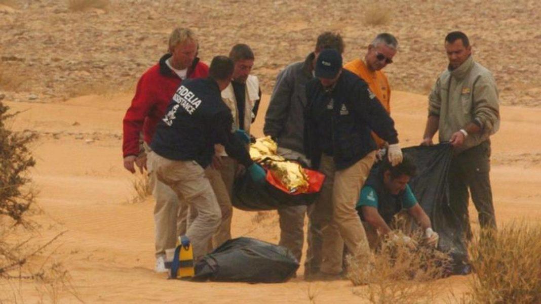 Dakar, cuántos muertos: una incursión salpicada de tragedias desde Sabine hasta Meoni
