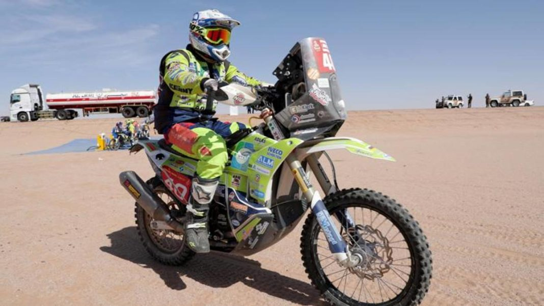, Dakar, grave accidente para Straver: el piloto está en estado crítico, Noticia Sport, Noticia Sport