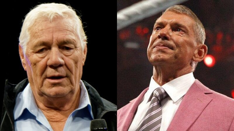 Davey Boy Smith (Jr.) confirma la rareza de Vince McMahon y Pat Patterson en el funeral de Rocky Johnson Comportamiento