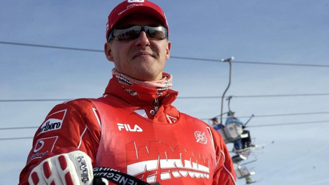 """, Desde Inglaterra: """"Fotos robadas de Schumacher a la venta por 1 millón"""" –, Noticia Sport, Noticia Sport"""