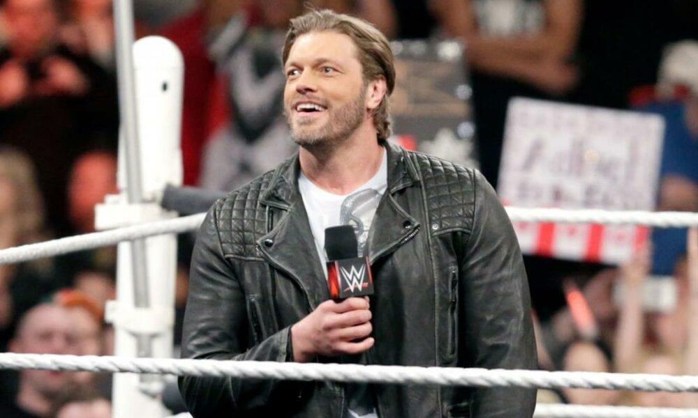Estos rumores de regreso de Edge-WWE parecen ser un poco de humo