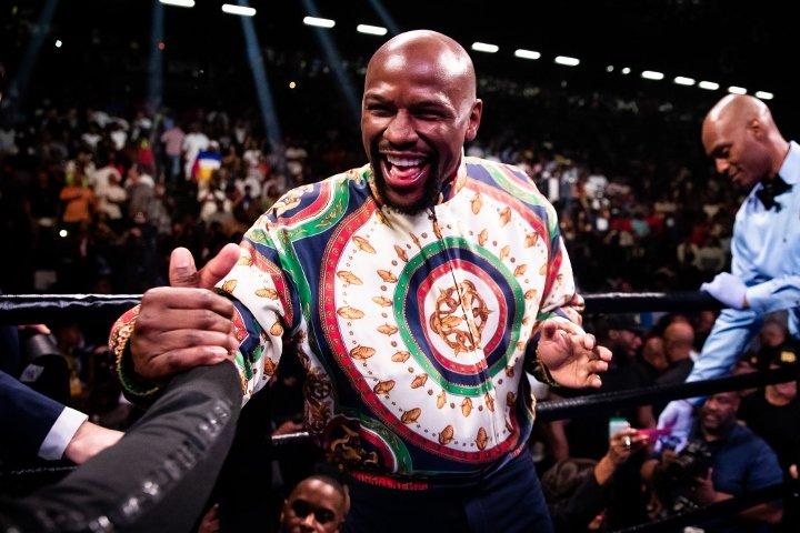 , Floyd Mayweather es el luchador de la década de BWAA, Noticia Sport, Noticia Sport