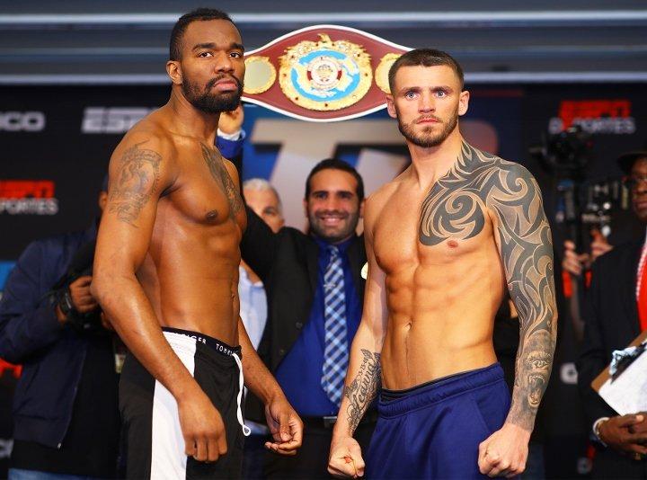 , Hart: No podría pelear como peleé con Barrera, podría ir a Joe Smith, Noticia Sport, Noticia Sport