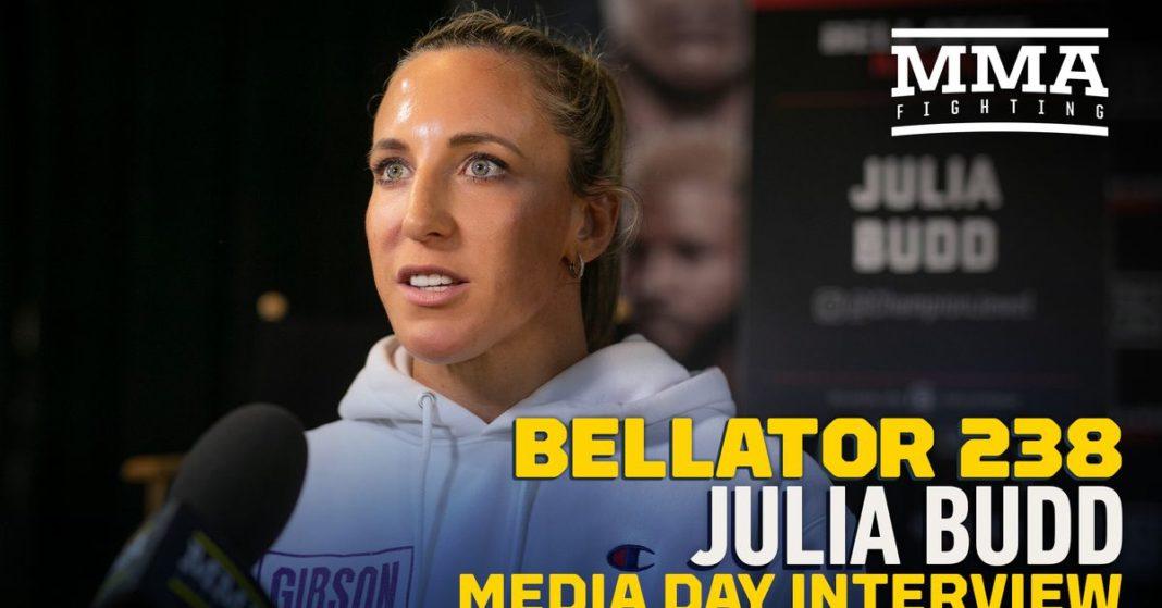 """, La campeona de televisión Julia Budd: Derrotar a Cris Cyborg """"es muy importante para mi profesión"""", Noticia Sport, Noticia Sport"""