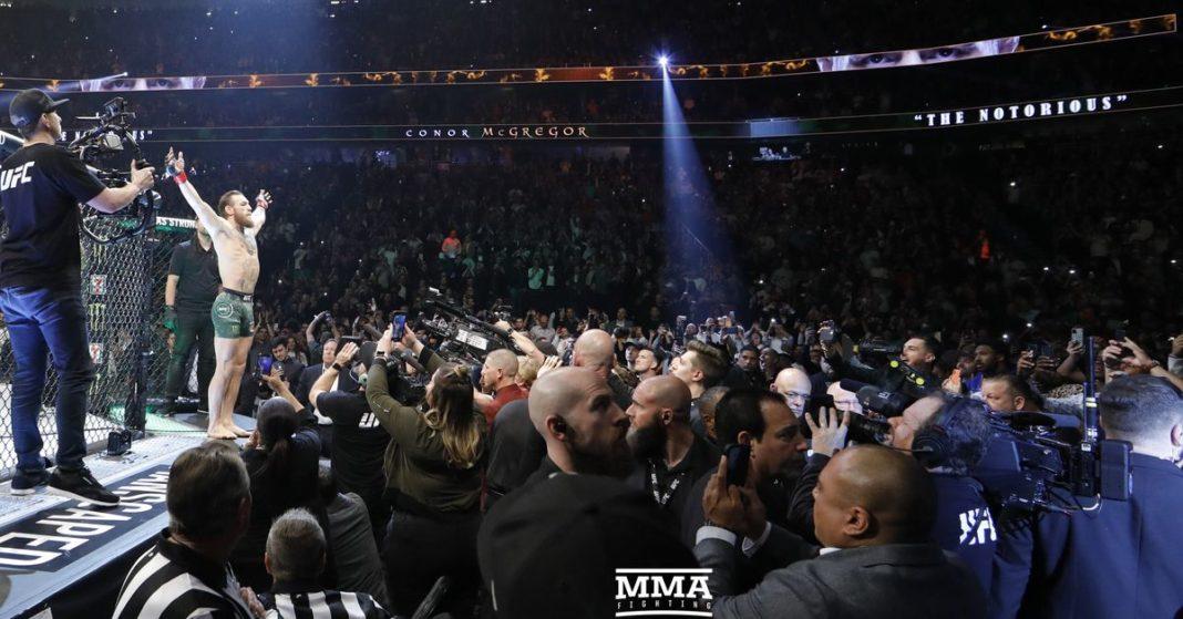 , La tendencia de Conor McGregor está llena nuevamente, pero ahora está subiendo, Noticia Sport, Noticia Sport