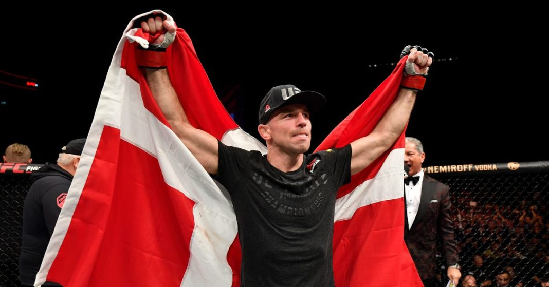 Mark Madsen vs. Austin Hubbard para UFC 248