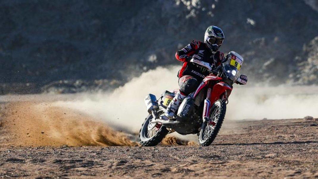 Moto Dakar 2020: Brabec, ¡qué regreso! Etapa y general