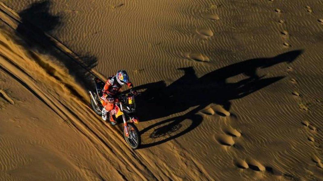 , Moto Dakar 2020: parada en Branch, general en Sunderland, Noticia Sport, Noticia Sport
