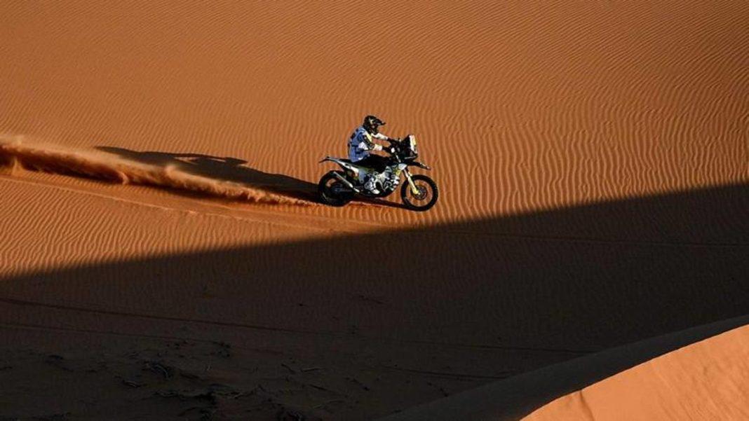 , Moto Dakar, Quintanilla gana la novena etapa. Brabec sigue al mando de la carrera, Noticia Sport, Noticia Sport