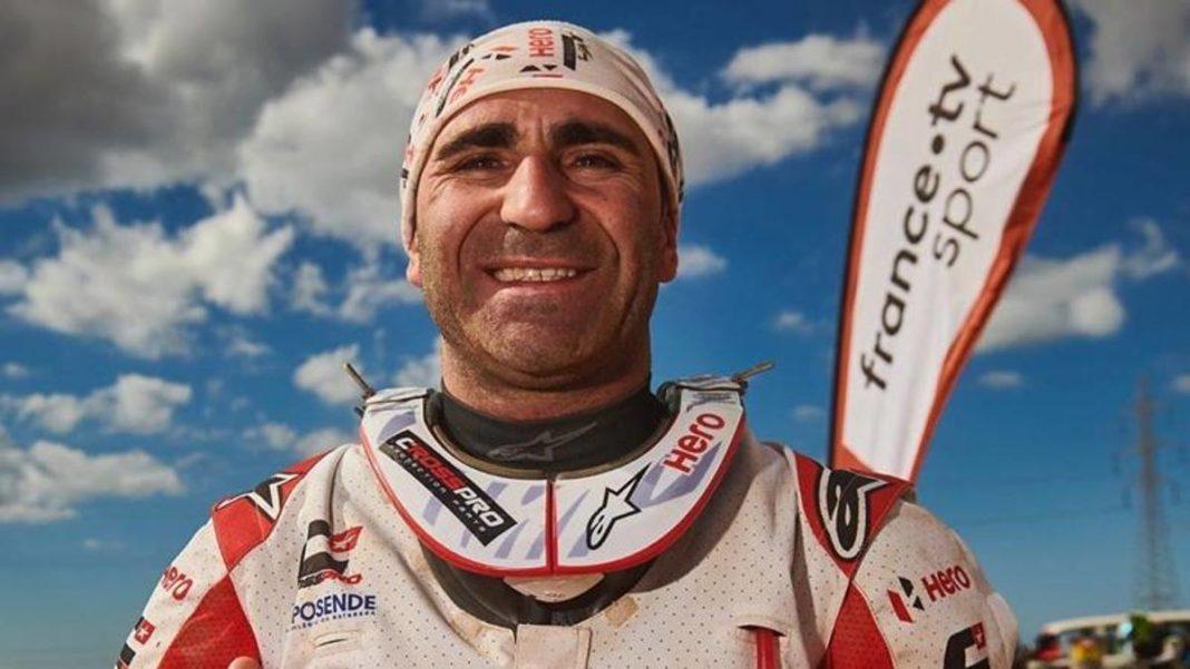 """Paulo """"Speedy"""" Gonçalves, el Dakar en el centro de su carrera"""