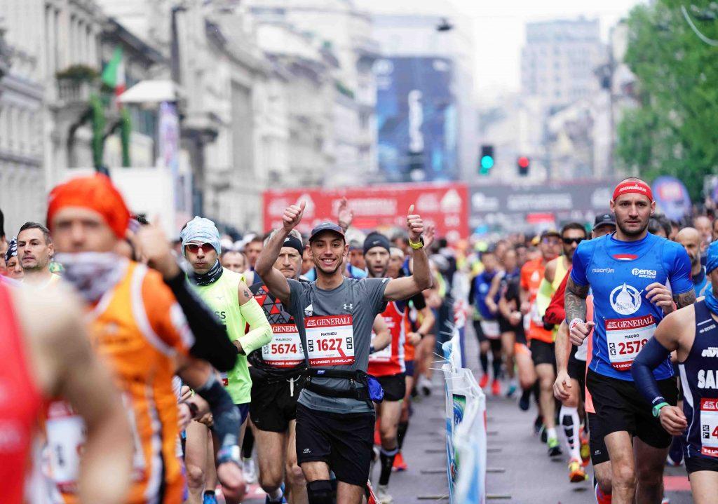 Relay Marathon 2020: Milán y el relevo de la solidaridad