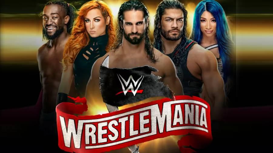, WWE WrestleMania 36 tarjeta filtrada rumor asesino, Noticia Sport, Noticia Sport