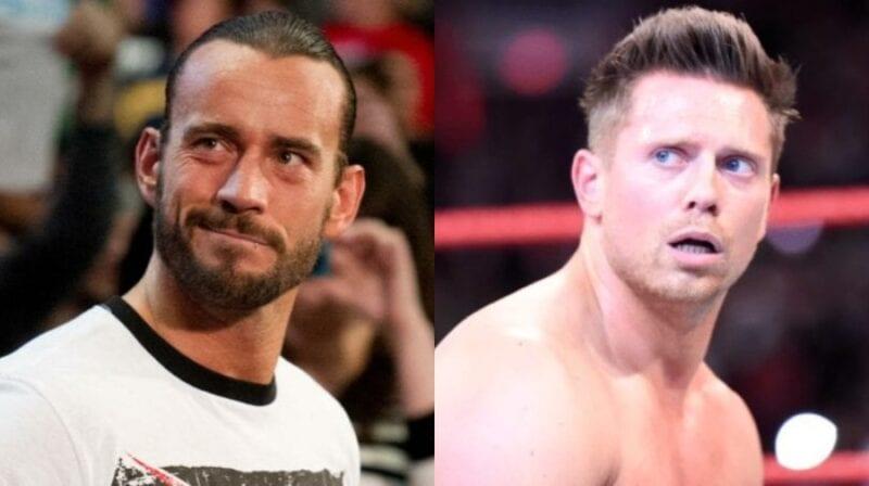 WWE no estará contento con los comentarios de CM Punk sobre Miz y Arabia Saudita