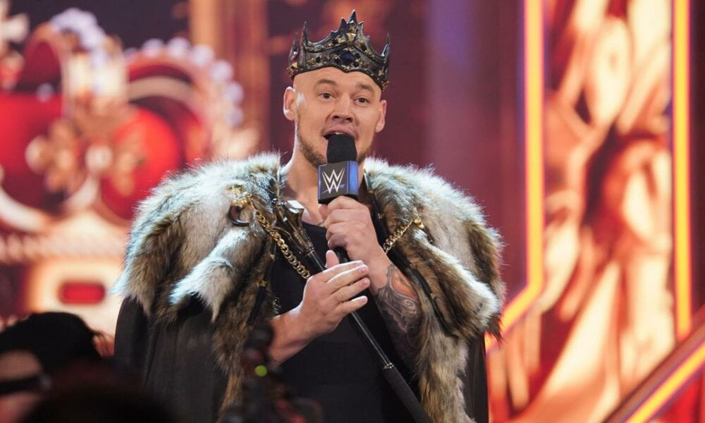, WWE star King Corbin, Noticia Sport, Noticia Sport