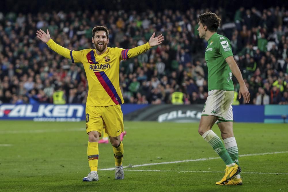 , Setien, contento con la victoria de regreso del Barcelona sobre el ex club Real Betis, Noticia Sport, Noticia Sport