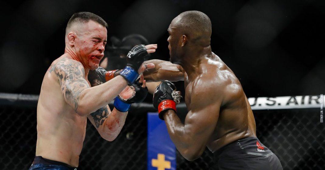 Marc Goddard permanece en silencio sobre Colby Covington, diciendo que fue amenazado de muerte después de UFC 245