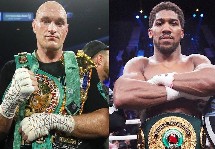 , Fury vs. Joshua es el próximo megaevento: echando un vistazo atrás, Noticia Sport, Noticia Sport