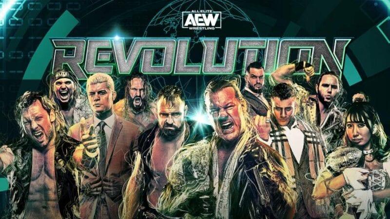 AEW Revolution PPV anuncia otra carrera