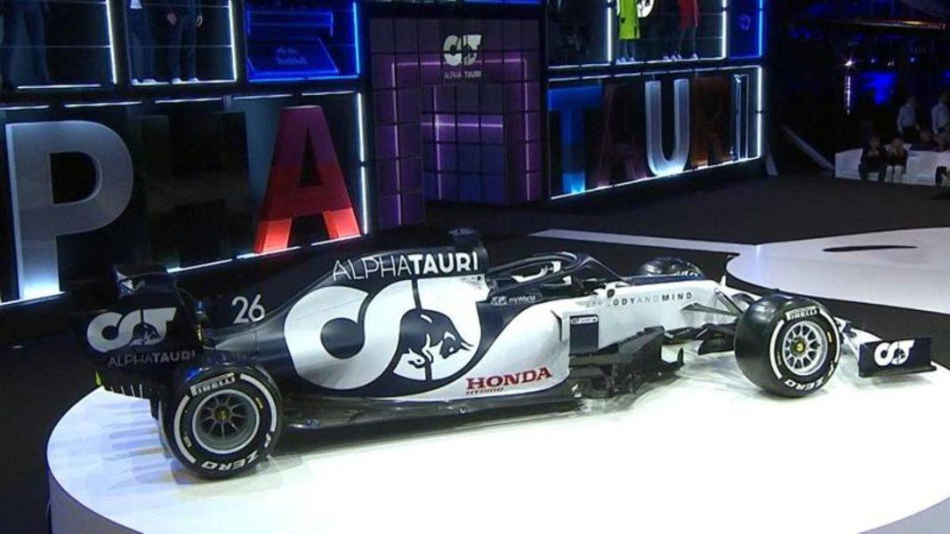 , Adiós a Toro Rosso, se revela el nuevo AlphaTauri. EN VIVO desde las 7.45 pm –, Noticia Sport, Noticia Sport