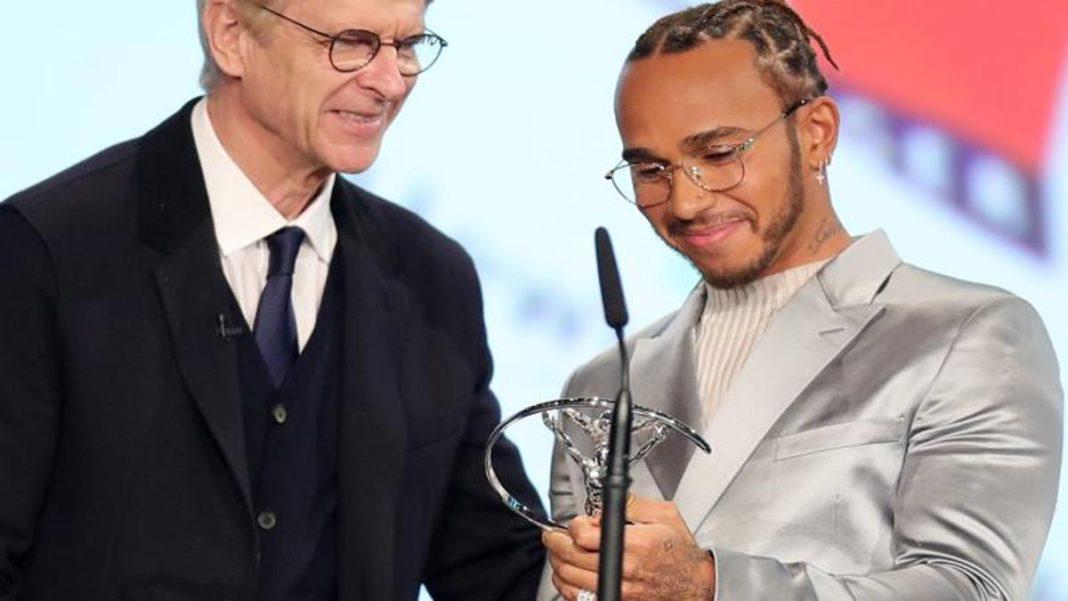 Deportista del año, premio histórico compartido para Lewis Hamilton y Lionel Messi: