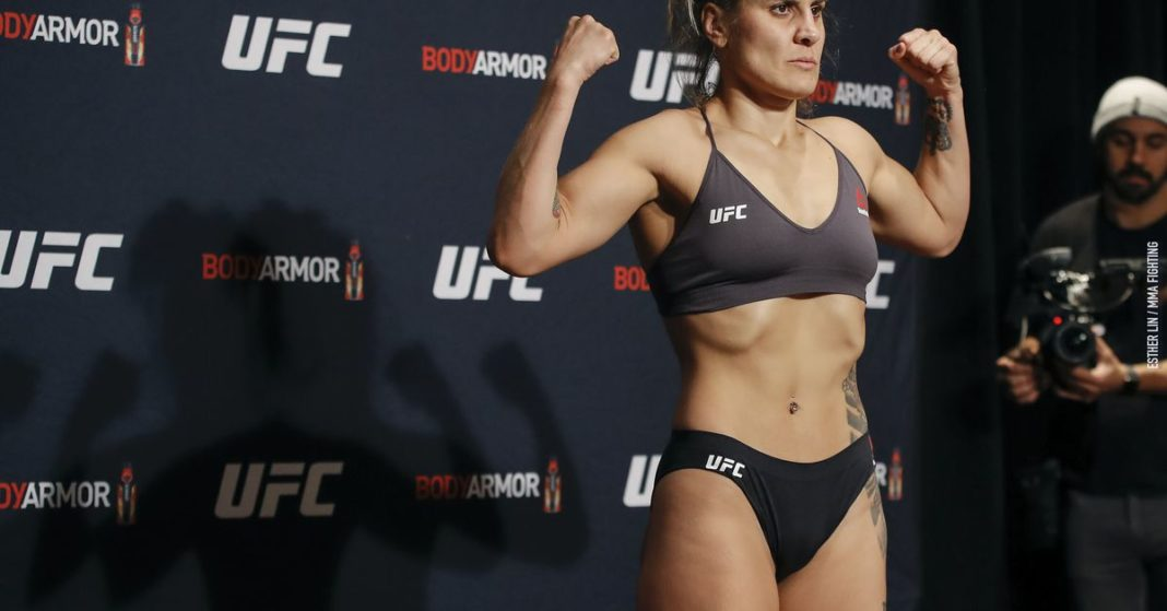 , El objetivo de Jennifer Maia contra Viviane Araujo es conseguir UFC Fight Night el 27 de junio, Noticia Sport, Noticia Sport