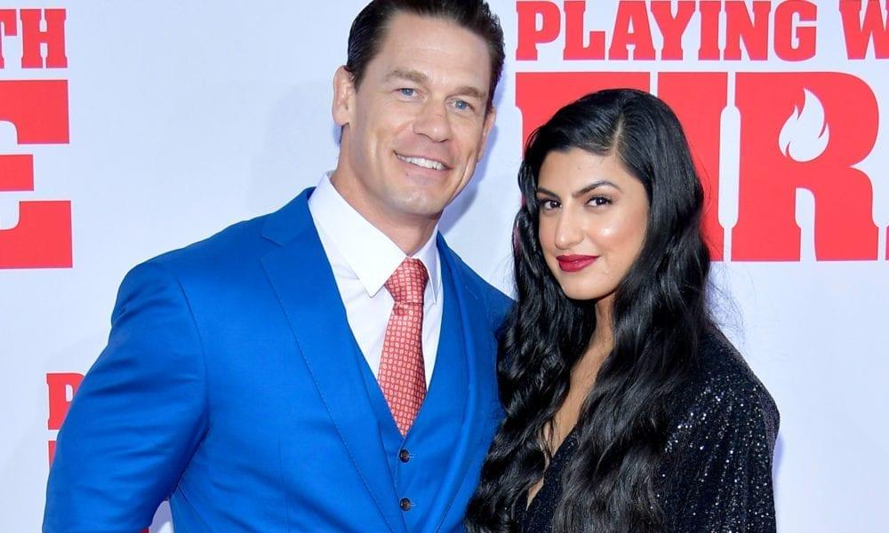 Foto: Parece que John Cena está comprometido con su novia Shay Shariatzadeh
