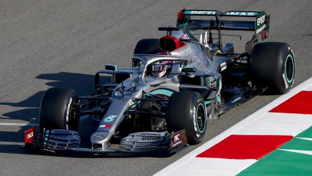 , Mercedes, el amarillo del volante explota: ¡avanza y retrocede! –, Noticia Sport, Noticia Sport