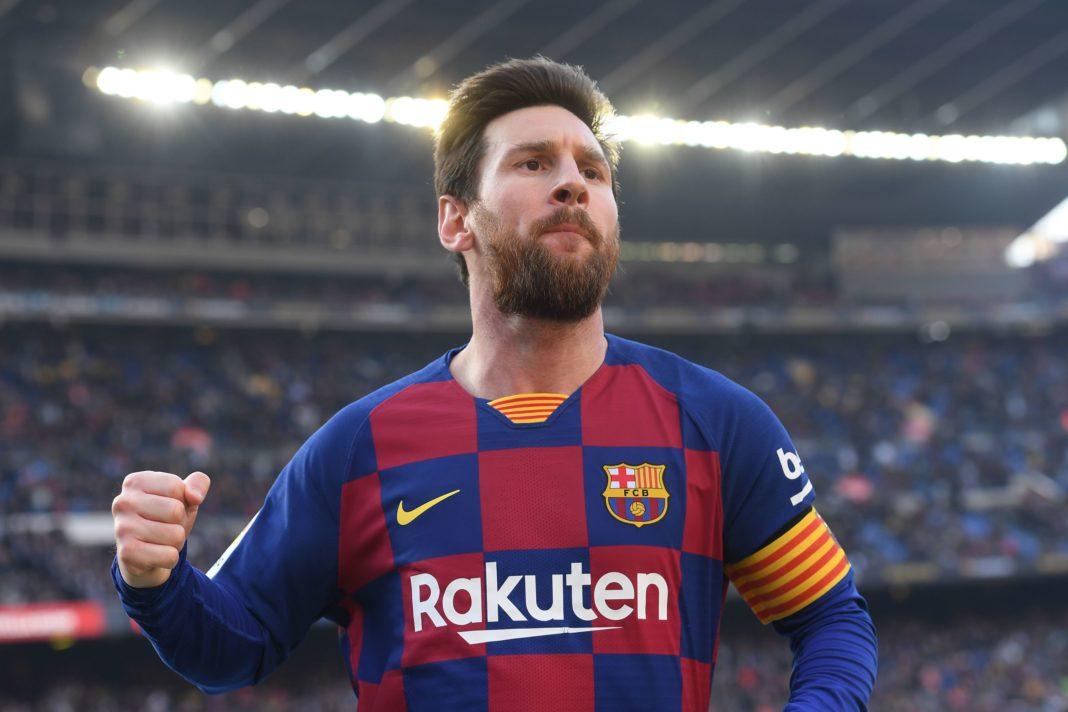 Messi toma nota de la sequía con un hat-trick en la primera mitad y 4 goles