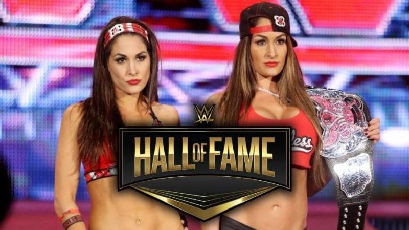, Nikki y Brie Bella confirman que serán incluidos en el Salón de la Fama de la WWE, Noticia Sport, Noticia Sport