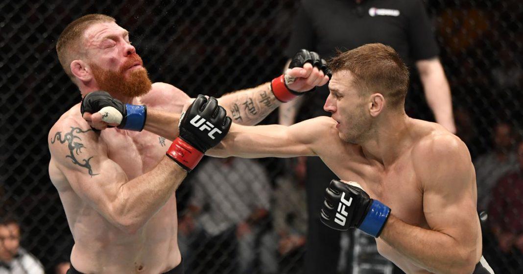 , Paul Felder sugiere retirarse después de que termine el evento principal de Auckland UFC, Dan Hooker gana la decisión de desacuerdo en cinco rondas, Noticia Sport, Noticia Sport