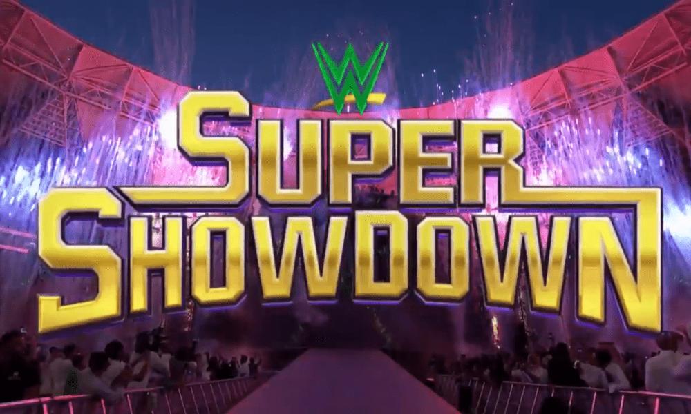 SPOILER: El video confirma el nombre principal de Super ShowDown WWE en Arabia Saudita