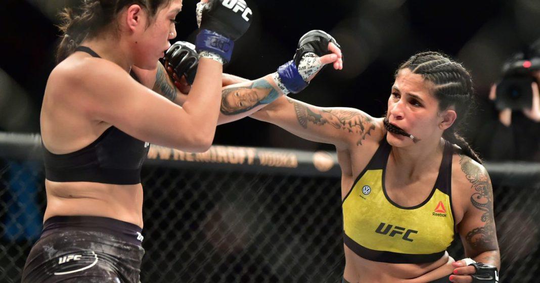 Sarah Alpar ahora se encuentra con Vanessa Melo en UFC en Oklahoma City