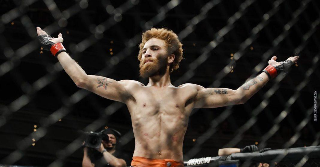 , Se espera que Luis Peña se enfrente al veterano de la «serie de competidores» Steve García en el Estadio Norfolk de UFC, Noticia Sport, Noticia Sport