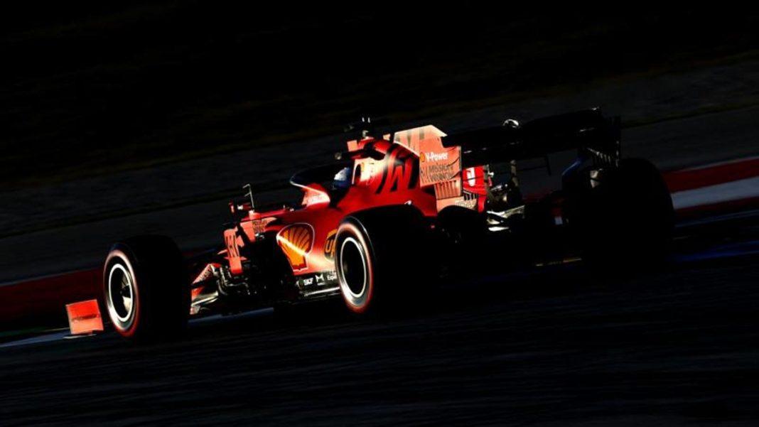 , Vettel satisfecho: 'Este Ferrari está un paso adelante' –, Noticia Sport, Noticia Sport