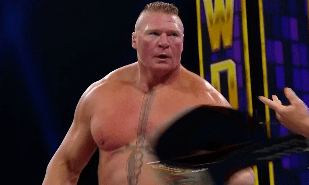 , WWE Super ShowDown: Brock Lesnar contra Ricochet, Noticia Sport, Noticia Sport