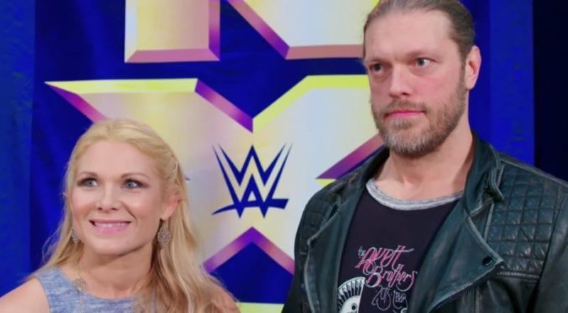 Beth Phoenix compartió cuántas horas pasó Edge conduciendo a WWE Raw