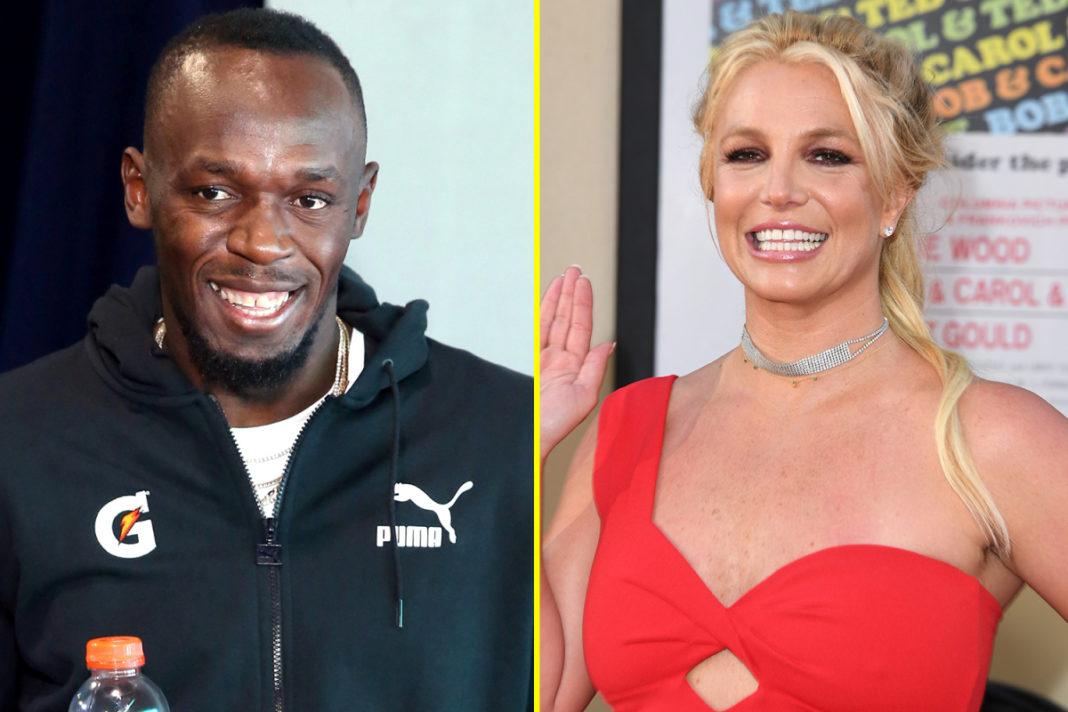 , Britney Spears afirma haber batido el récord mundial de 100 metros de Usain Bolt, Noticia Sport, Noticia Sport